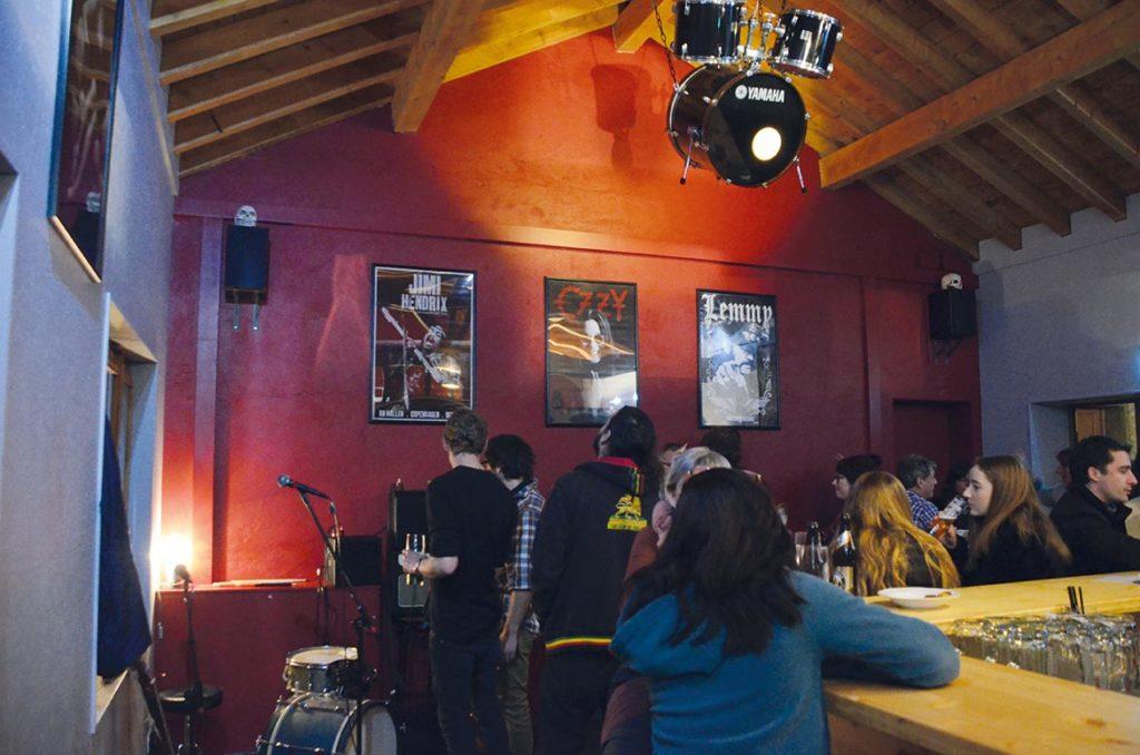 Disto Bar Les Bioux Vallée de Joux