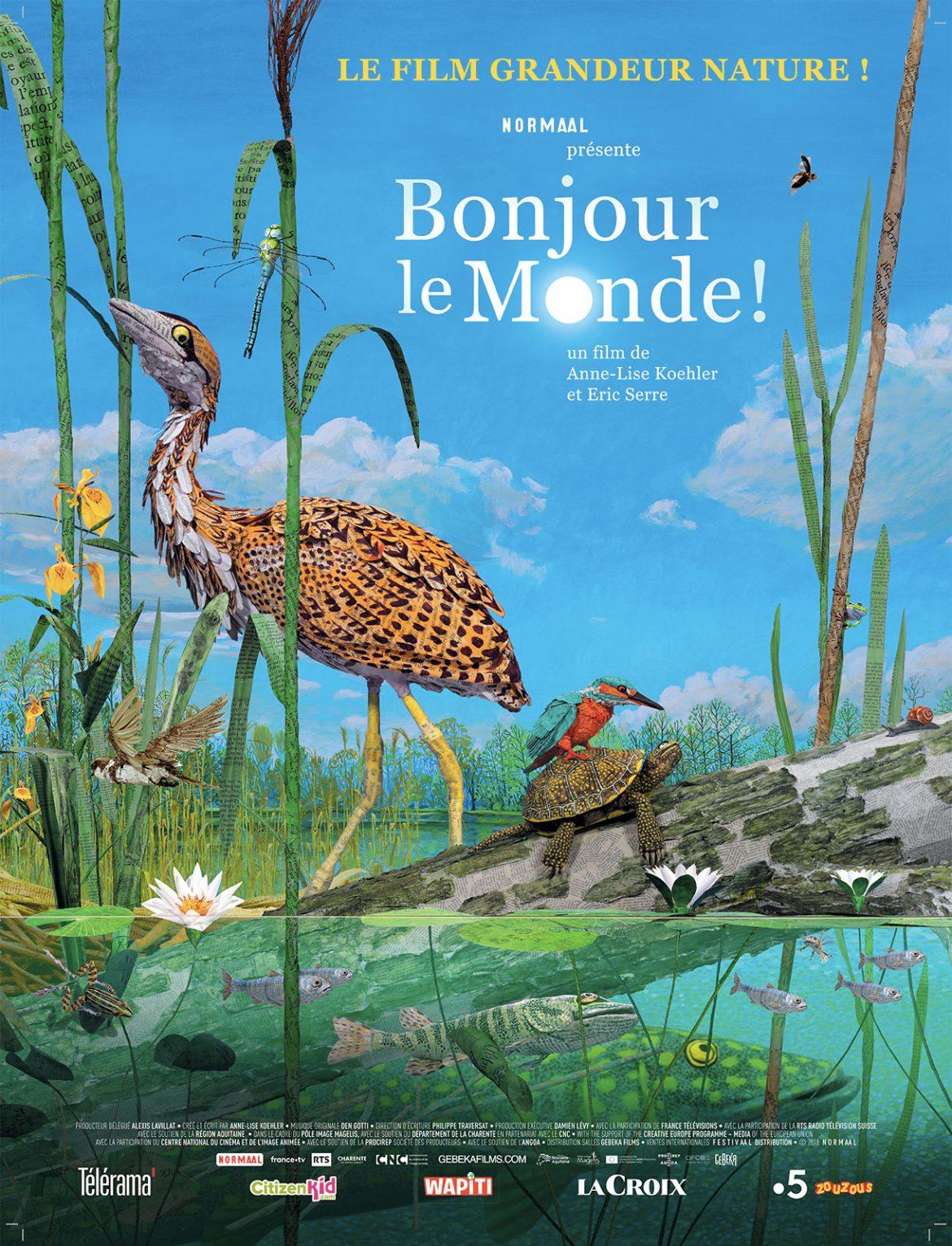 Bonjour Le Monde!