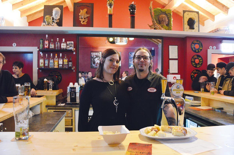 La Disto: un café-bar tout neuf au milieu des champs!