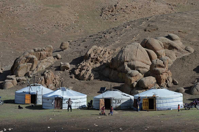Mongolie, mon amour   Pascal Gertsch, photographe