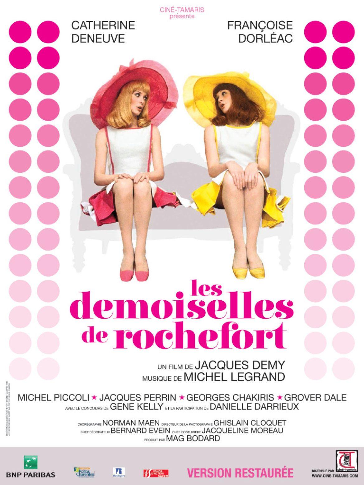 Spécial Cinémathèque: Les Demoiselles de Rochefort