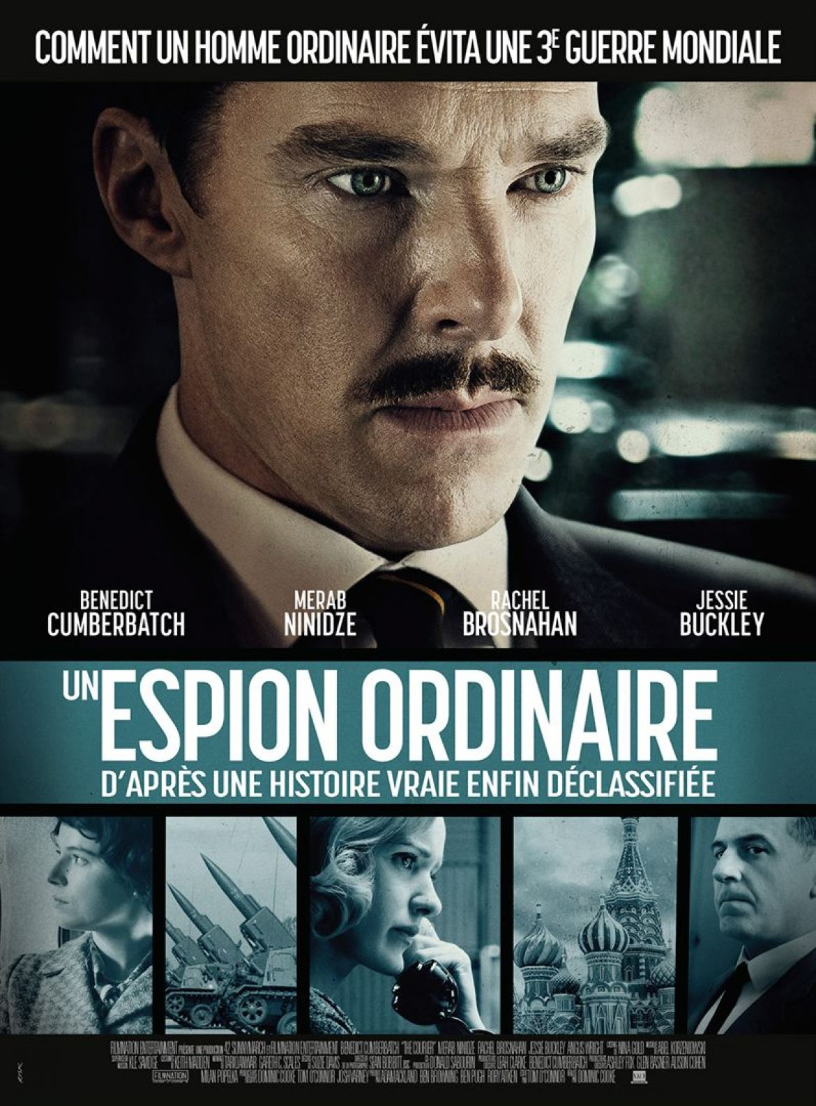 Un Espion Ordinaire – The Courier