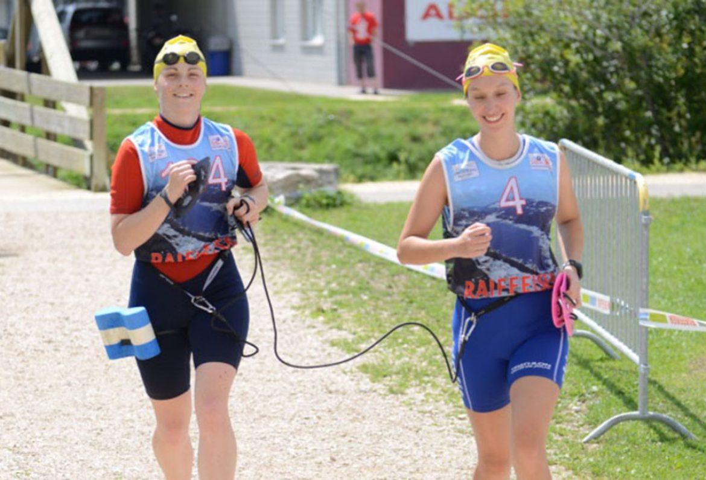 2e Swimrun Vallée de Joux dimanche 21 juillet, bonne nouvelle, il reste encore des places disponibles!