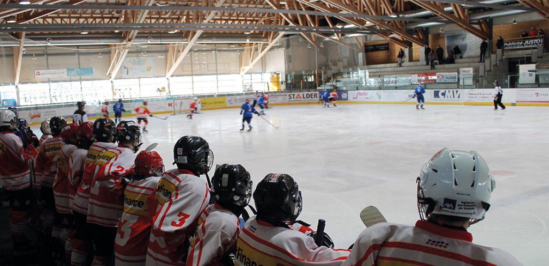 La relève du Hockey a passé le week-end au Sentier