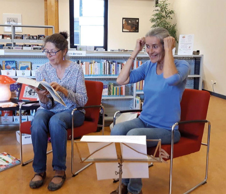 La lecture, aussi pour  les personnes en situation de handicap