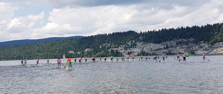 6e SUP Race – Lac de Joux