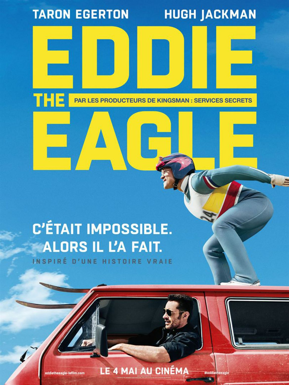 Spécial JOJ: Eddie The Eagle