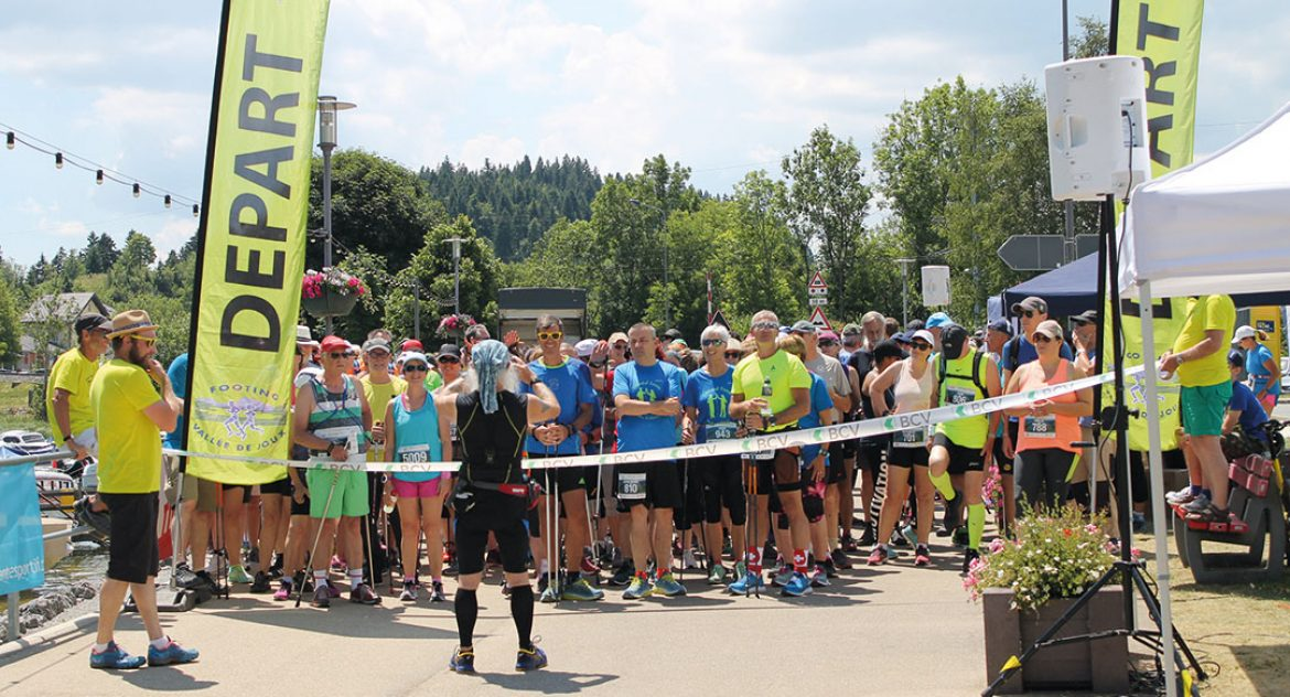 Tour du Lac 2018 : Sun, fun et run !