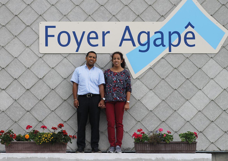 Un nouveau directeur au foyer EMS l'Agapê