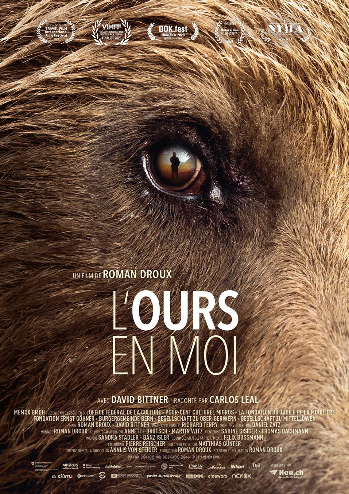 Ciné pour Tous: L'Ours en Moi