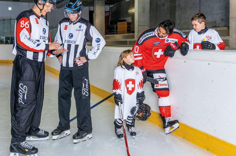 17e Fête de la glace et Swiss Hockey Day