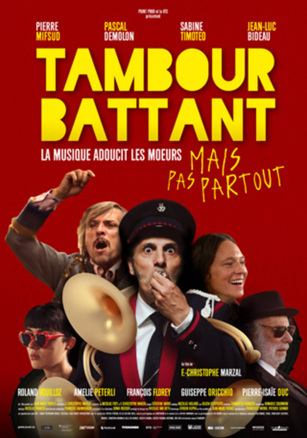 Ciné pour Tous: Tambour Battant