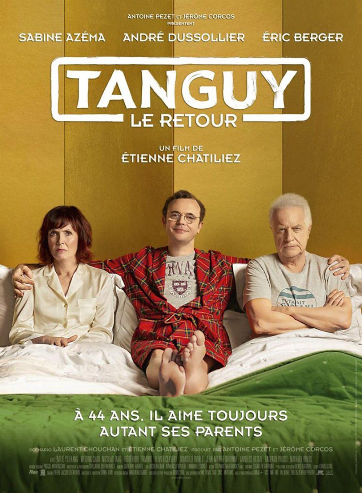 Ciné pour Tous: Tanguy le retour